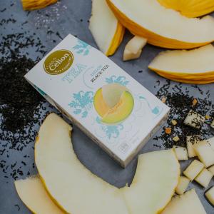Ceilonas melnā tēja ar meloni